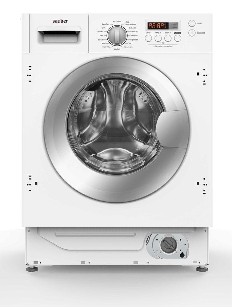 Imagen grande de Lavadora integrable  WMB1 8 kg a+++ 1400 rpm