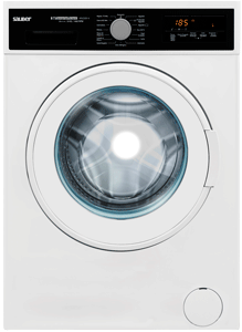 Lavadora carga frontal  WM20914 9 kg 1400 rpm a+++ blanco