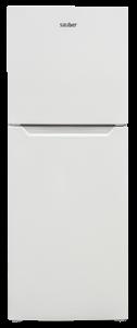 Frigorifico dos puertas  SF143B nofrost a+ alto 143 cm ancho 55 cm blanco