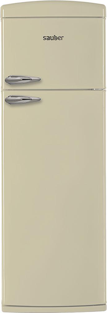 Imagen grande de Frigorifico dos puertas  SFR1750B a+ alto 175,5 cm ancho 60,5 cm beige