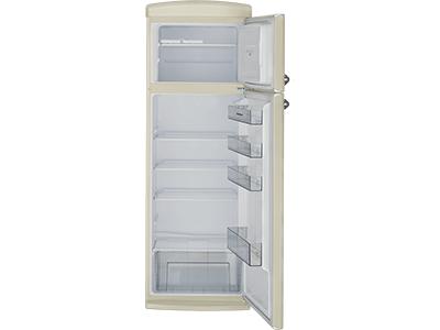 Imagen de Frigorifico dos puertas  SFR1750B a+ alto 175,5 cm ancho 60,5 cm beige