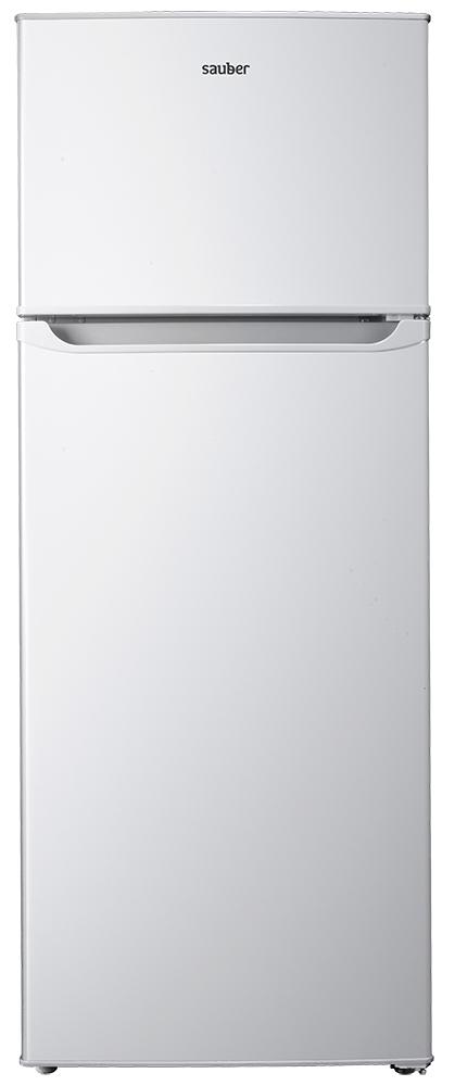 Imagen grande de Frigorifico dos puertas  SF141 a+ alto 141.2cm  54.9 cm blanco