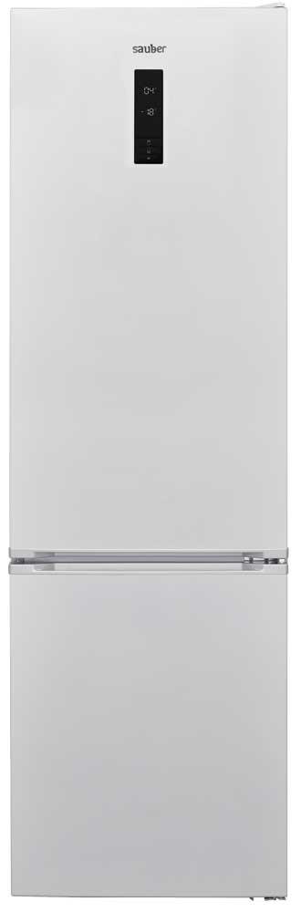 Imagen grande de Frigorifico combi  SC203B nofrost a+++ alto 200 cm ancho 60 cm blanco