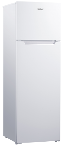 Frigorifico dos puertas  SF166 a+ alto 166 cm ancho 55 cm blanco