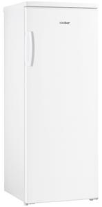 Frigorifico una puerta  SSF143 a+ alto 142 cm ancho 55 cm blanco