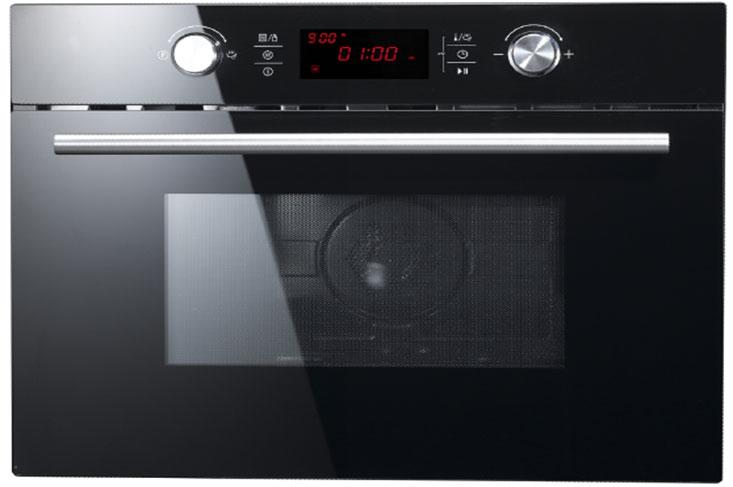 Imagen grande de Horno combo con microondas  SHCMW45B negro
