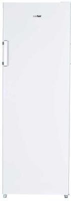 Congelador vertical  SERIE 3-170V a+ alto 170 cm 245 litros blanco