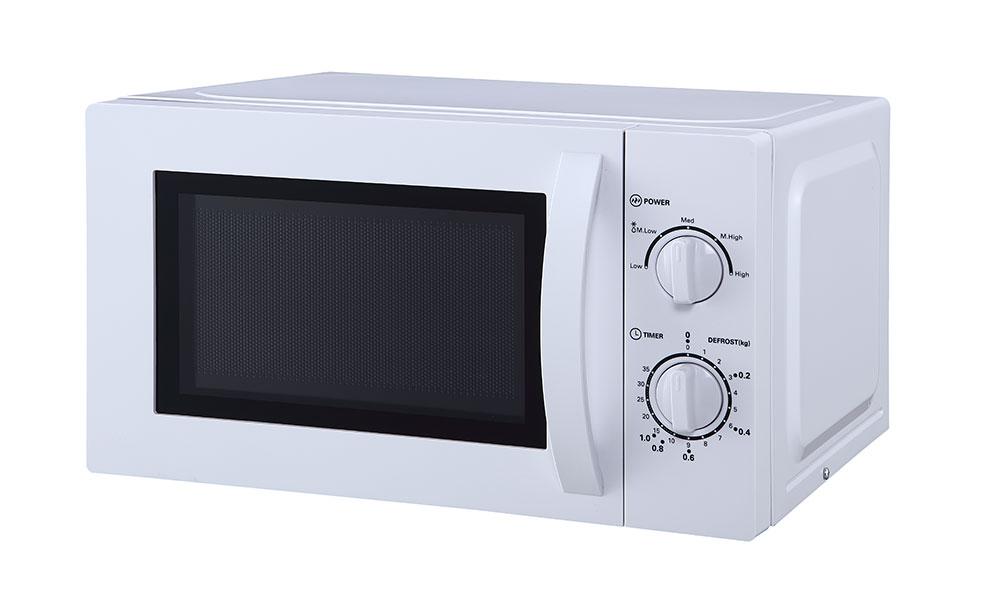 Imagen grande de Horno microondas con grill  HMS03WG 20 litros blanco